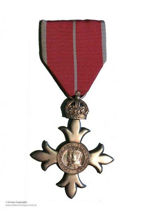 MBE medal