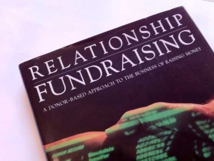 Relationship fundraising turns 25 : what we learned and where we go from here