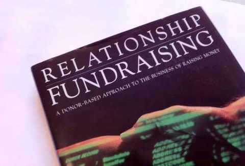 Relationship Fundraising, by Ken Burnett