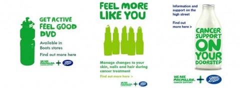 Boots UK and Macmillan Cancer Support partnership