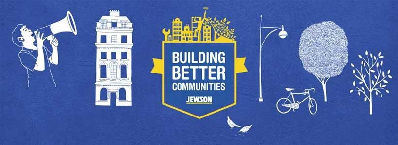 Jewson Building Better Communities Fund
