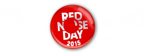 Red Nose Day 2015 badge