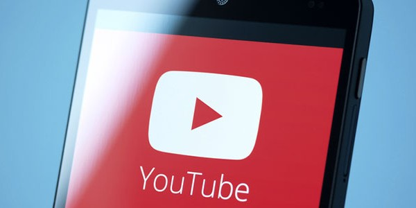 YouTube on mobile - image: Bloomua on Shutterstock.com