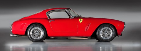 1960 Ferrari 250 GT SWB - Image copyright and courtesy of H&H Classics. Photo by Neil Fraser'