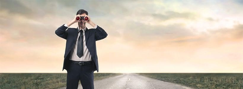 Looking ahead - fundraising vision