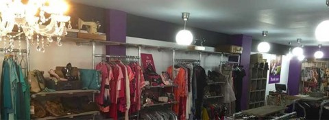 Haven House boutique charity shop