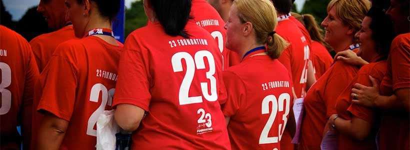 Jamie Carragher's 23 Foundation