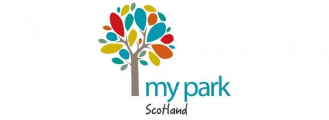 MyParkScotland crowdfunding site logo