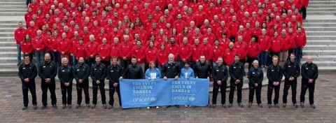 Clipper Round the World Yacht Race supports Unicef UK