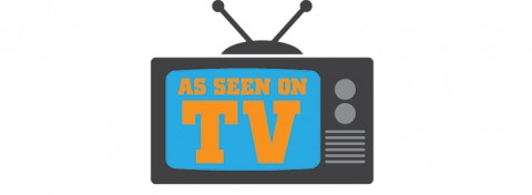 As seen on TV - by squarelogo on Shutterstock.com