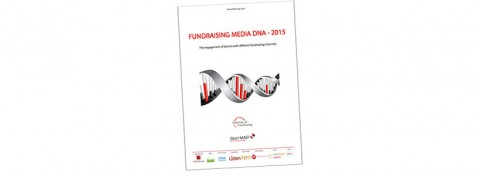 Fundraising Media DNA 2015 - report cover