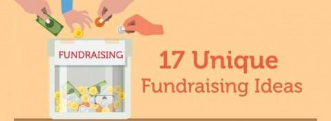 17 unique fundraising ideas