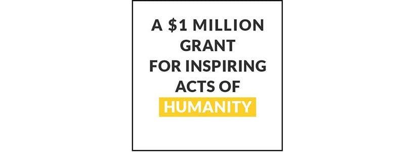 $1m Aurora Prize for Awakening Humanity