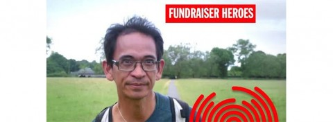 Julius Billones raising funds for DEC's Nepal Earthquake appeal