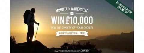 Mountain Warehouse Charity Challenge 2015