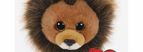 Cecil™ the Lion Beanie Baby®