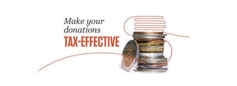 Charities Aid Foundation tax-effective giving services