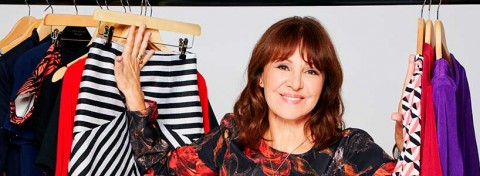 Arlene Phillips supporting British Heart Foundation