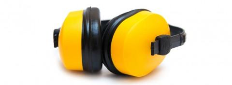 Ear defenders by Renewer on Shutterstock