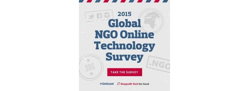 Global NGO Online Technology Survey 2015