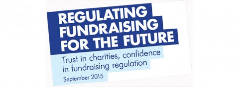 Regulating Fundraising for the Future - front cover