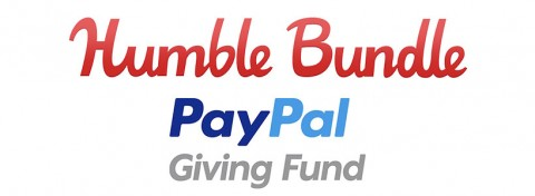 Humble Bundle and PayPal Giving Fund