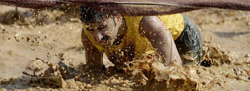 Mud run - photo: Orlok on Shutterstock.com