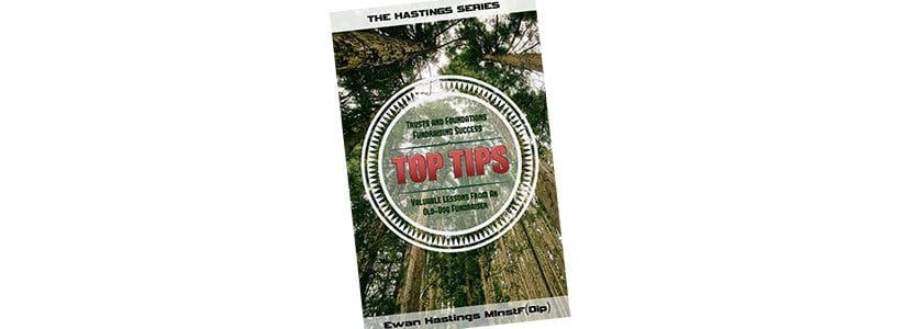 Hastings - Top Tips - Trusts and Foundation
