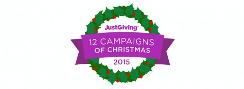 JustGiving's 12 Campaigns of Christmas
