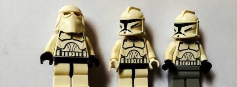 Star Wars stormtroopers - photo: Howard Lake