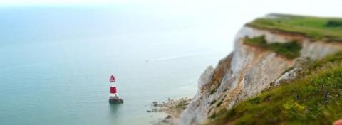 Beacon coast sea