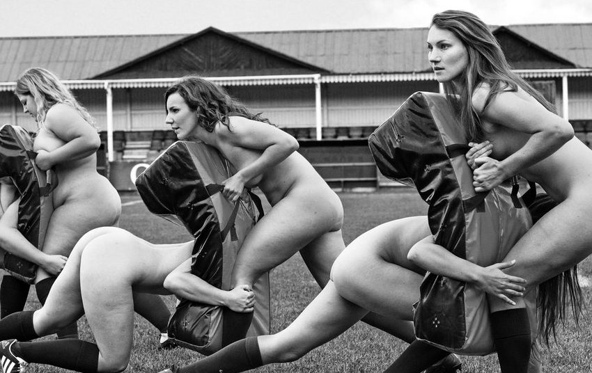 Nude Calendars Score Points For Charity  Uk Fundraising-2232