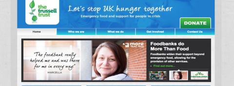 Let's stop UK hunger together