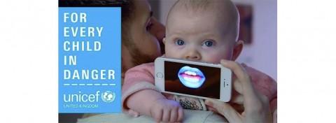 Unicef UK #HappyBlueYear campaign video