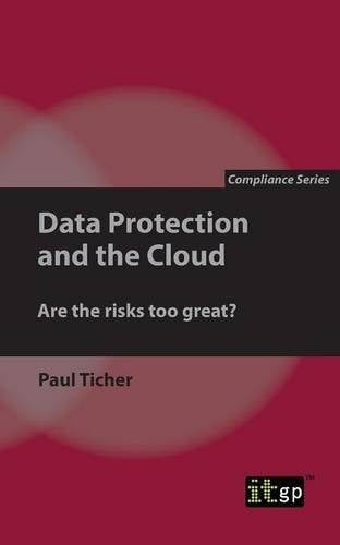 Book: Data Protection and the Cloud