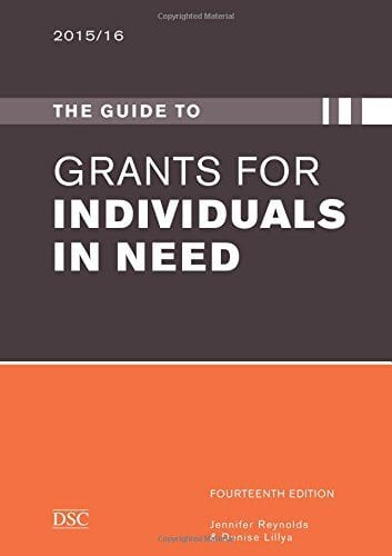 The Guide to Grants for individuals in need