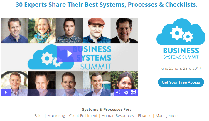 Business Systems Summit