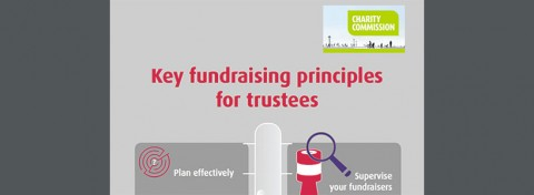 Charity Commission's fundraising principles for trustees