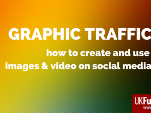 Graphic Traffic course available online and in weekly subscription email