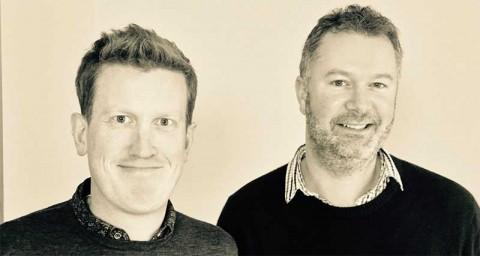 Mark Cook and Matthew Hunt