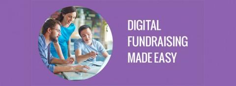 Pedalo digital fundraising offer