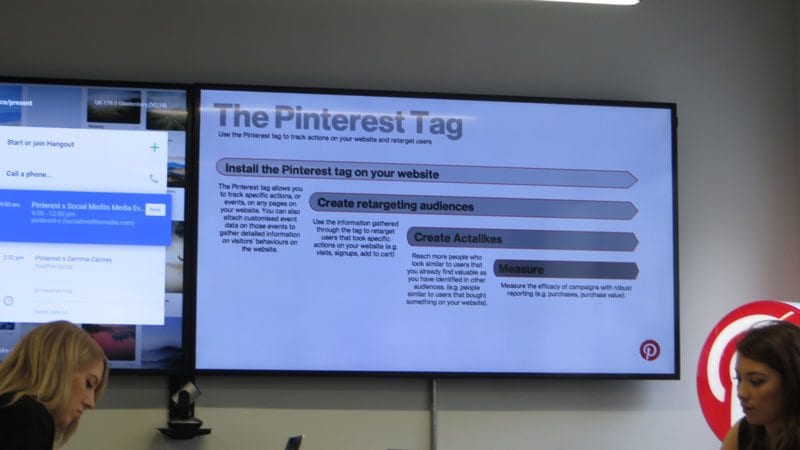 Why you should install the Pinterest tag on your website