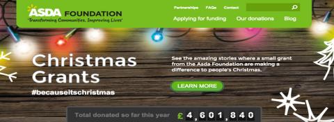 Christmas Grants