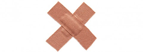 Sticking plaster - aopsan on Shutterstock.com