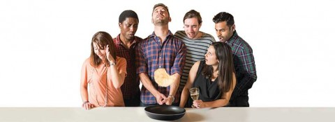 Terrence Higgins Trust's Toss Off for Pancake Day fundraising campaign