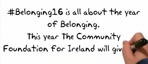 #Belonging16 - Community Foundation for Ireland