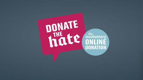 Donate the Hate