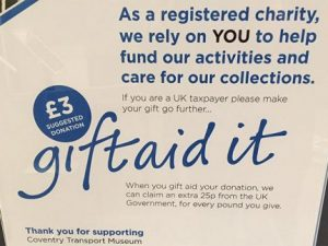 Rule change to let donors grant intermediaries authority to Gift Aid all donations in a year