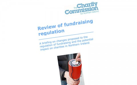 Review of fundraising regulation - Charity Commission of Northern Ireland