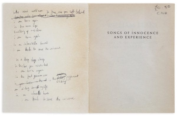 Thom Yorke lyrics